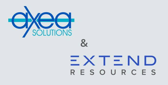 Axea Solutions Expands Executive Team and Enters Strategic Engagement with EXTEND Resources