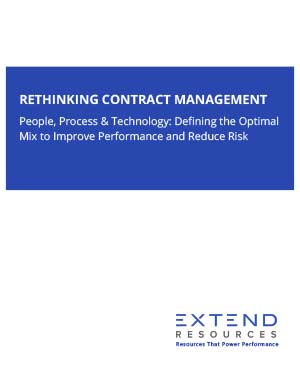 Thumbnail: Rethinking Contract Management: People, Process & Technology