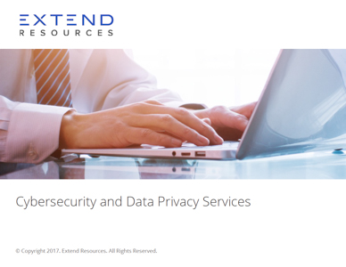 Thumbnail: Cybersecurity & Data Privacy Services