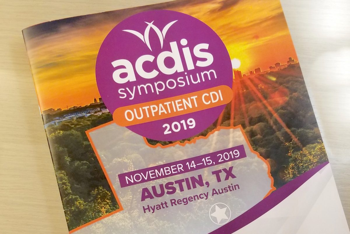 Takeaways from the 2019 ACDIS Outpatient CDI Symposium