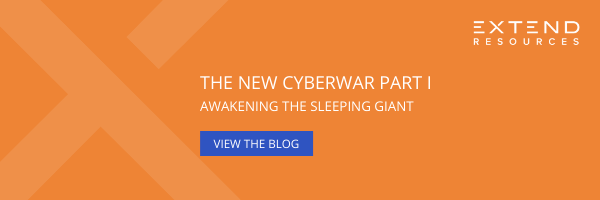 The New Cyber War: Awakening the Sleeping Giant
